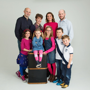 3-generation family