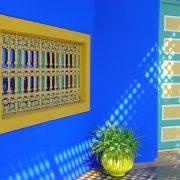 6. Majorelle Gardens, Marrakech