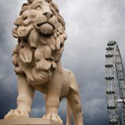2. South Bank Lion