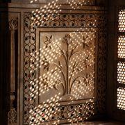 4. Inside the Taj Mahal